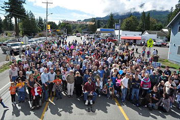 Quilcene Fair and Parade town photo.