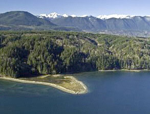 Broad Spit Park, Bolton Peninsula, Quilcene