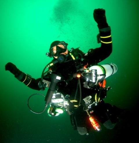 SCUBA Diving Wonderland in Hood Canal
