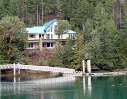 Pleasant Harbor Marina Rental House and B&B